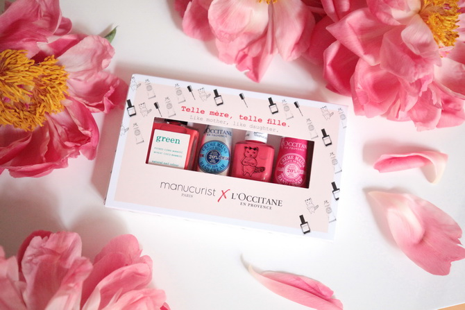 The Cherry Blossom Girl - L'occitane x manucurist 14
