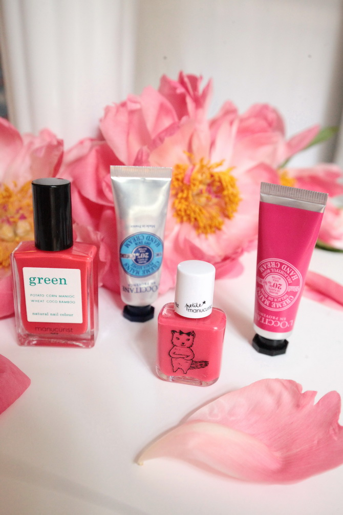 The Cherry Blossom Girl - L'occitane x manucurist 16