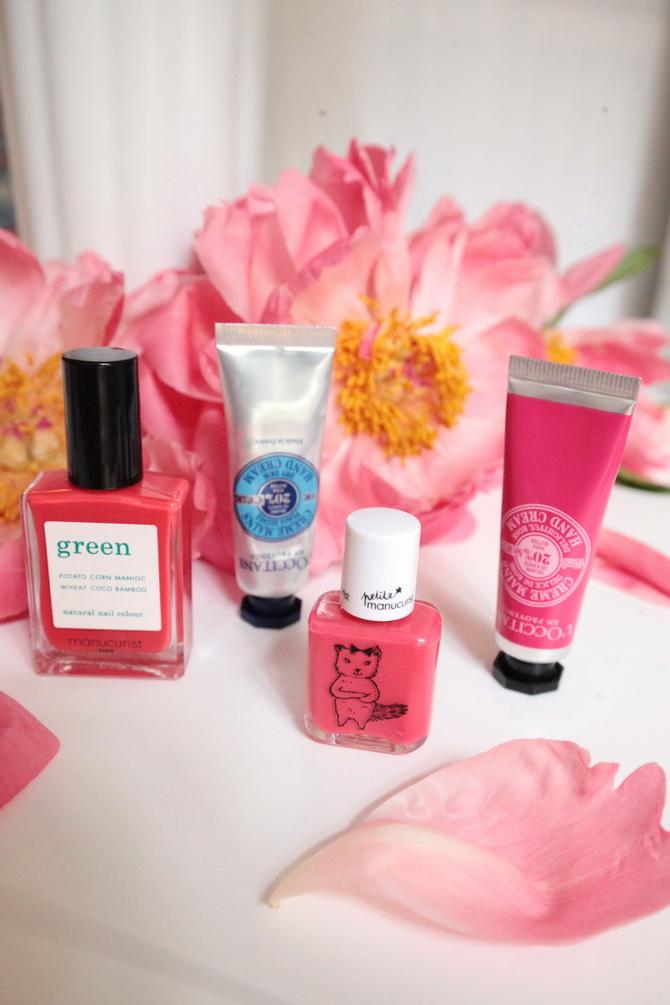 The Cherry Blossom Girl - L'occitane x manucurist 16